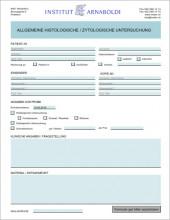 Allgemeine histologische / zytologische Untersuchung